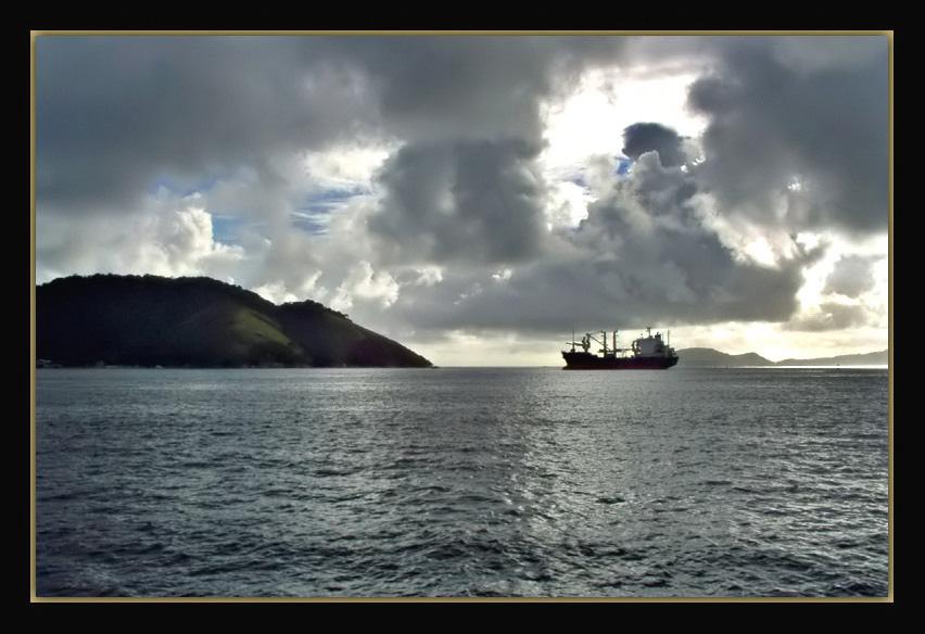 "фото ""Departure"" метки: пейзаж, вода, облака"