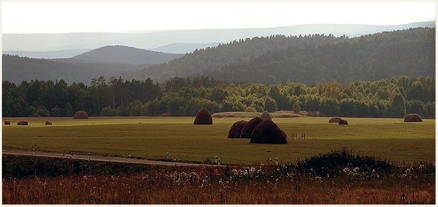"""фото """"О нашей уральской природе. (Конец лета)"""" метки: пейзаж, горы, лето"""