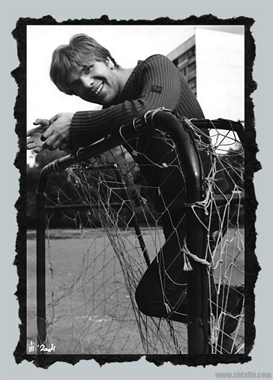 """фото """"Портрет#17"""" метки: черно-белые, портрет, мужчина"""