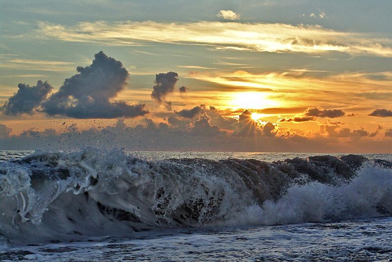"""фото """"Мгновение..."""" метки: пейзаж, закат"""