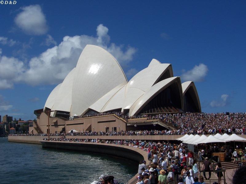 """фото """"Opera House"""" метки: архитектура, путешествия, пейзаж, Австралия"""