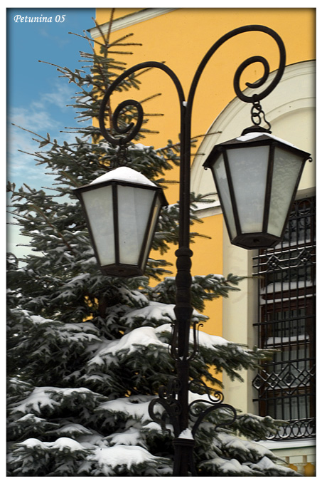 "фото ""Danilov Convent"" метки: архитектура, пейзаж,"