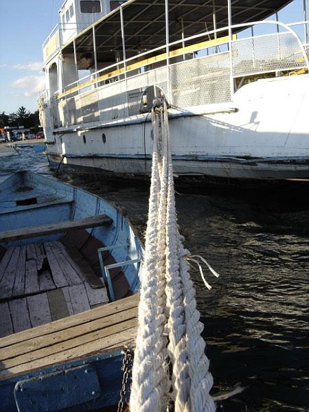 "фото ""The Boat"" метки: натюрморт, пейзаж, вода"