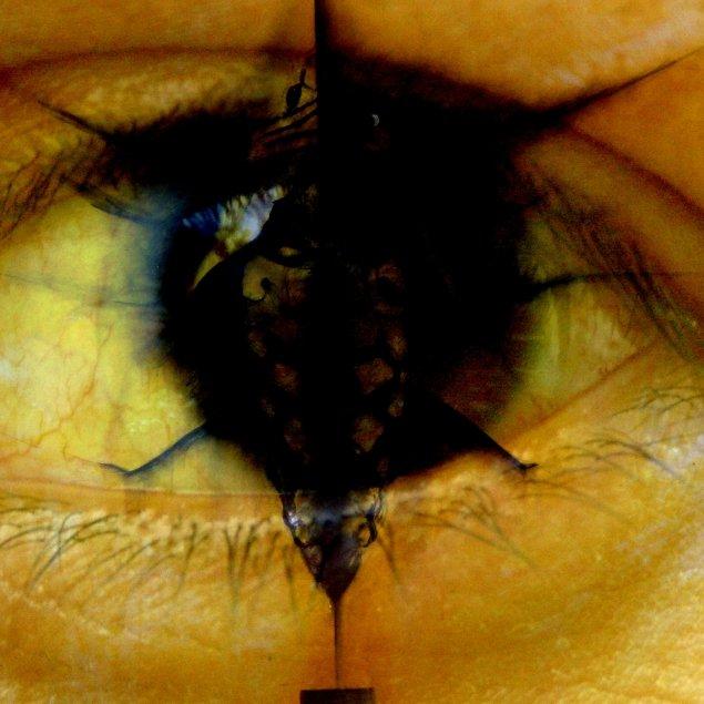 """фото """"Dark eye"""" метки: фотомонтаж, абстракция,"""