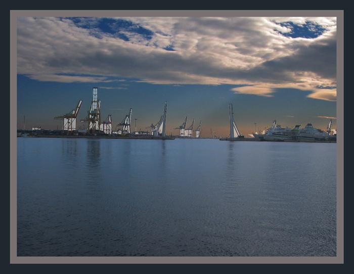 "фото ""the port"" метки: пейзаж, архитектура, вода"