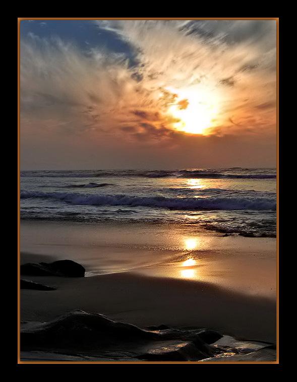 "фото """"maresias#2"""" метки: пейзаж, вода, закат"