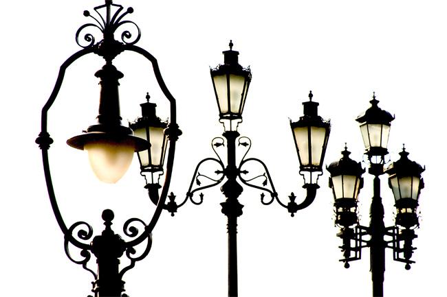 """фото """"Фонари на Манежной площади. Москва."""" метки: разное, архитектура, пейзаж,"""