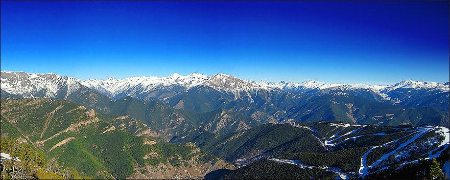 "фото ""Pal/Arinsal"" метки: путешествия, пейзаж, Европа, горы"