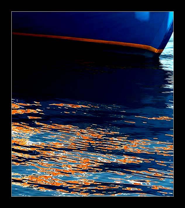 """фото """"Только о хорошем..."""" метки: абстракция, пейзаж, вода"""