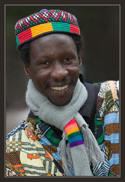 """фото """"Senegal`s guy"""" метки: портрет, репортаж, мужчина"""