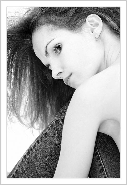 "фото ""Jeans"" метки: портрет, гламур, женщина"