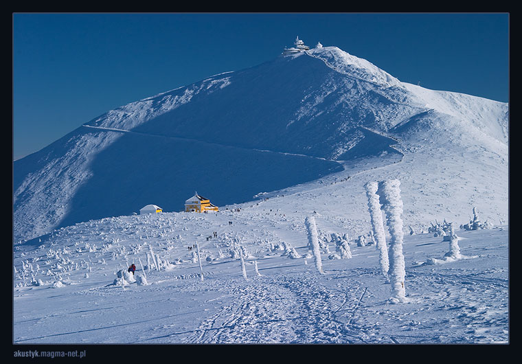 "фото ""sniezka"" метки: пейзаж, горы, зима"