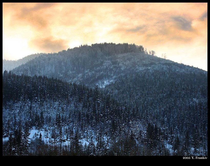 """фото """"After Sunset #2"""" метки: пейзаж, горы, закат"""