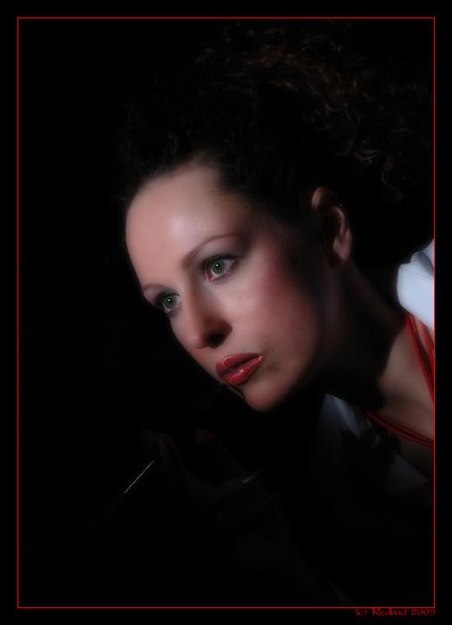"""photo """"Soft Portrait"""" tags: portrait, woman"""