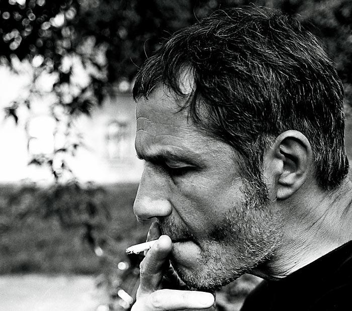"""фото """"куритель"""" метки: портрет, мужчина"""
