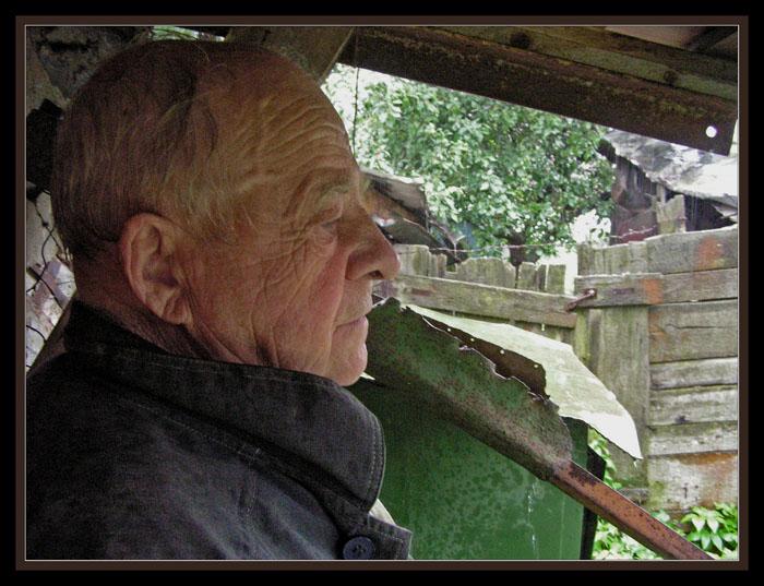"""фото """"Россия. Итог жизни."""" метки: портрет, мужчина"""