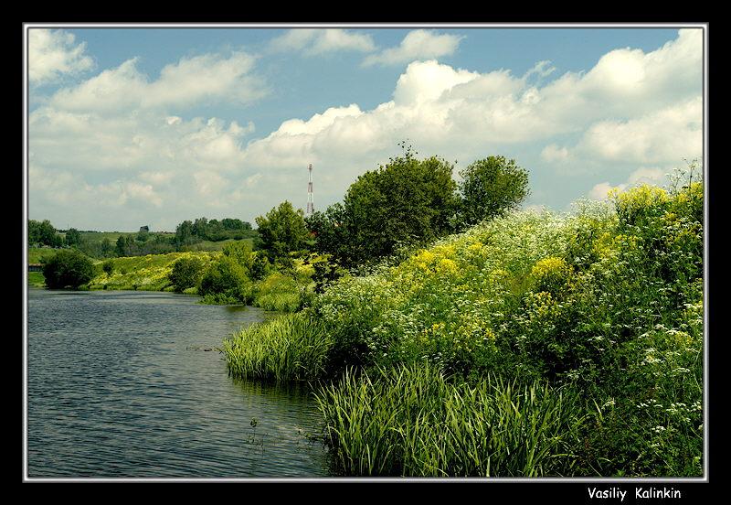 """фото """"Жаркий месяц май"""" метки: пейзаж, весна"""