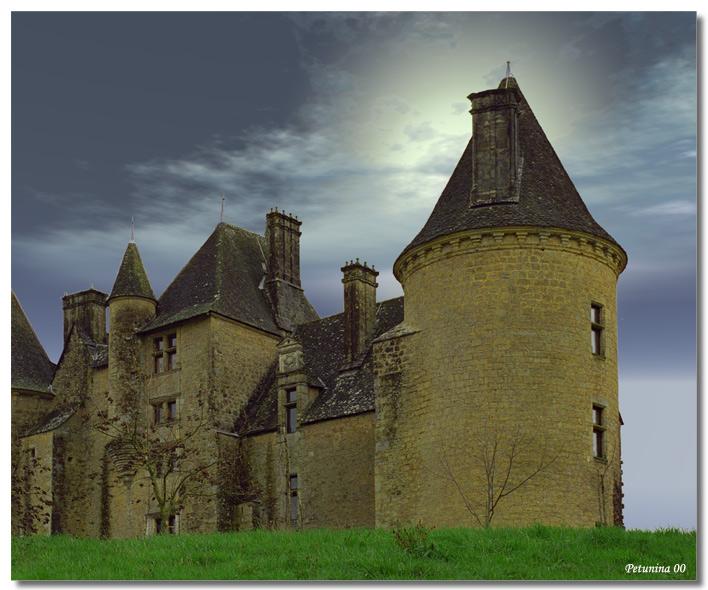 """фото """"Chateau de Montal"""" метки: путешествия, Европа"""