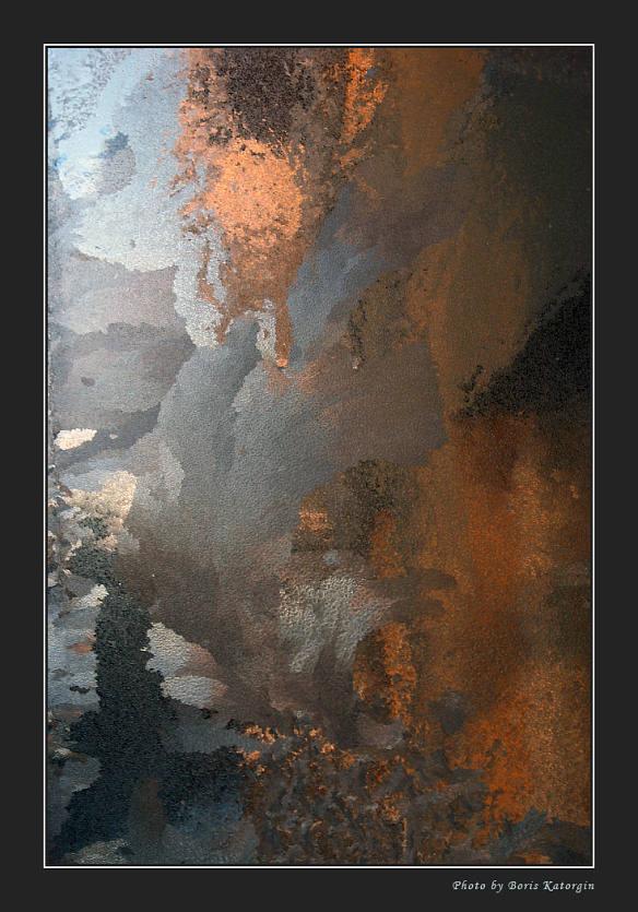 "фото ""Нерукотворная абстракция"" метки: абстракция, природа,"