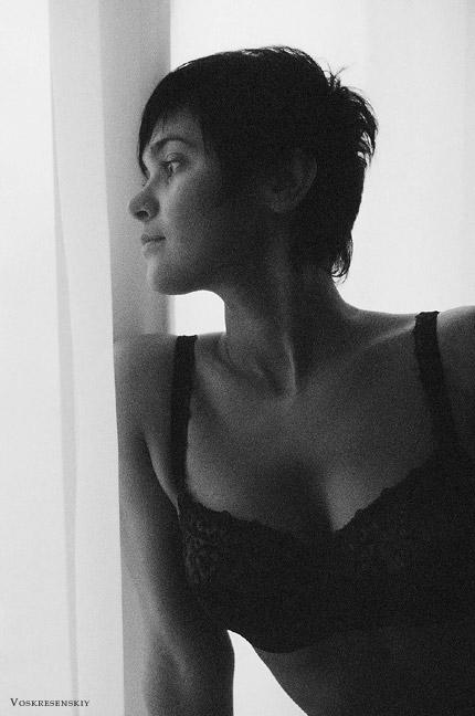 """фото """"Портрет"""" метки: портрет, черно-белые, женщина"""