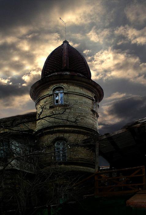"фото ""Башня масонских мистерий"" метки: архитектура, жанр, пейзаж,"