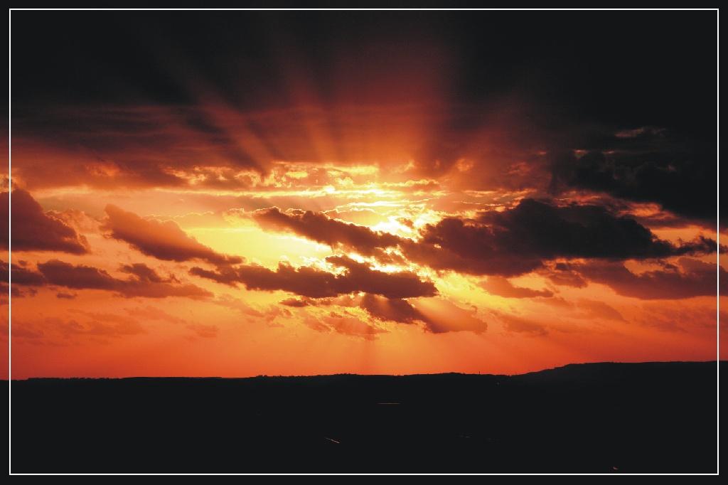 """фото """"В шаге от ночи"""" метки: пейзаж, закат"""