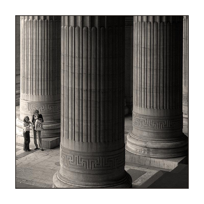 "фото ""Брюссель Дворец юстиции."" метки: путешествия, архитектура, пейзаж, Европа"