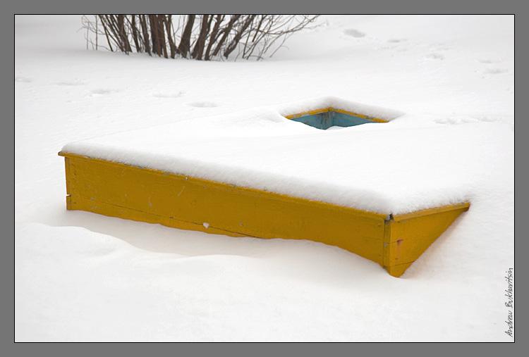 """фото """"colors of winter"""" метки: пейзаж, абстракция, зима"""