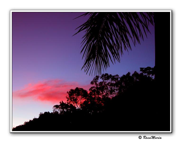 """фото """"Lindoia Sunset"""" метки: путешествия, пейзаж, Южная Америка, закат"""