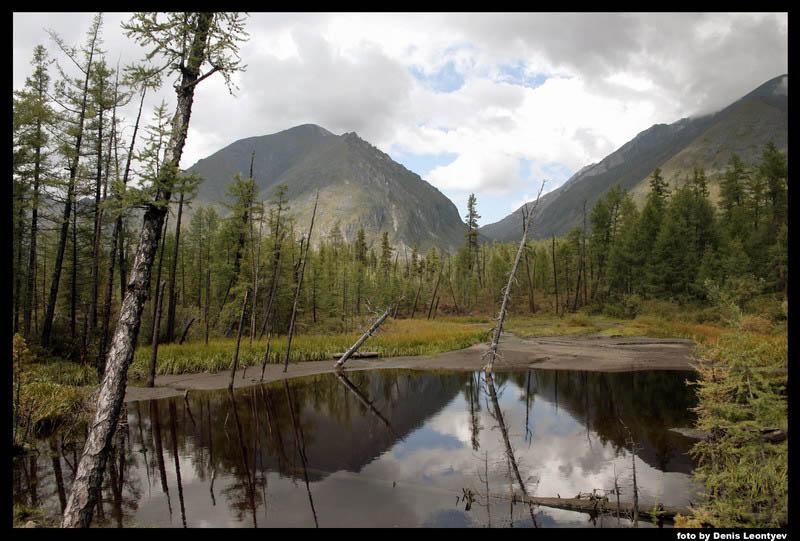 "фото ""Lake & Mountains"" метки: пейзаж, вода, горы"