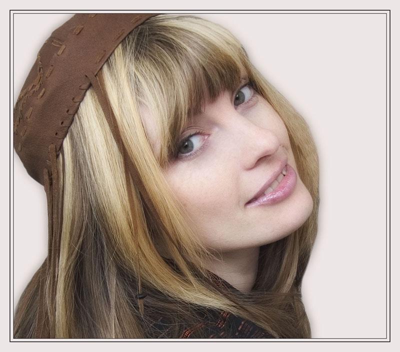 "фото ""Аня"" метки: портрет, женщина"