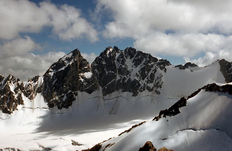 """фото """"Кавказ.Пик Ронкетти"""" метки: пейзаж, горы"""