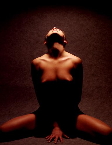 """фото """"symmetry"""" метки: ню, портрет, женщина"""