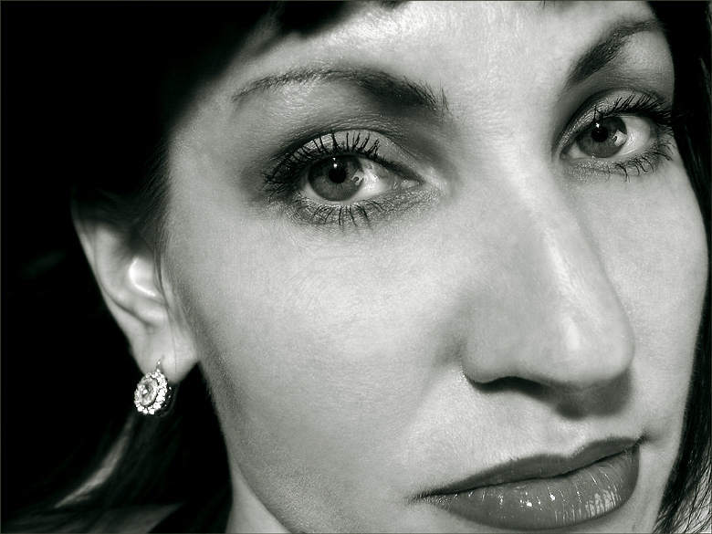 "фото ""# 95"" метки: портрет, женщина"