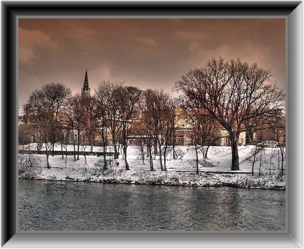 "фото ""Без названия"" метки: пейзаж, вода, зима"