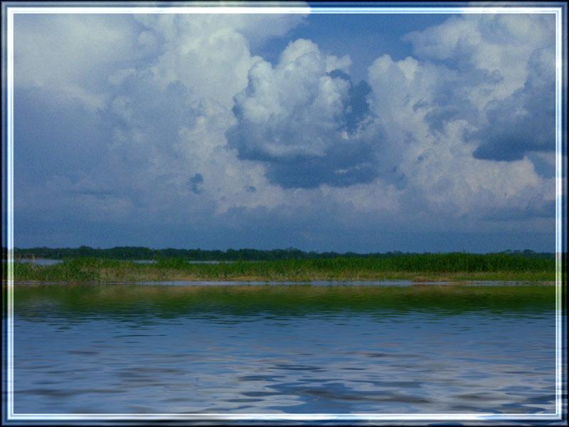 """фото """"***"""" метки: пейзаж, лето, облака"""