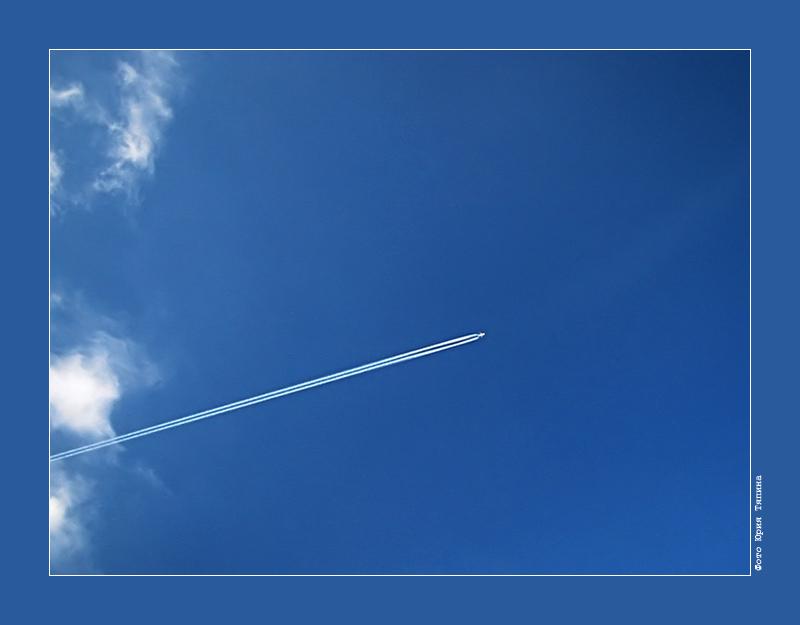 """фото """"Все выше, и выше, и выше..."""" метки: пейзаж, разное, облака"""