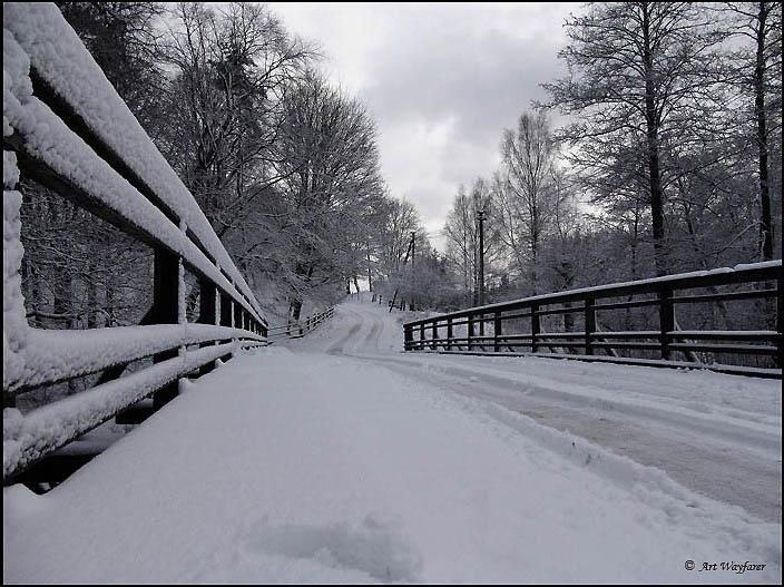 """фото """"Winter way 2"""" метки: пейзаж, зима"""