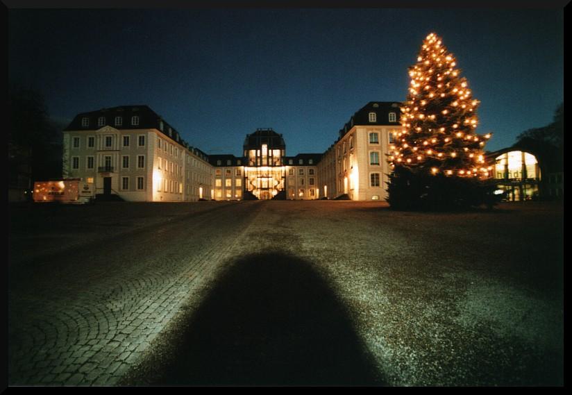 """фото """"замок Saarbrücken 2"""" метки: архитектура, пейзаж,"""