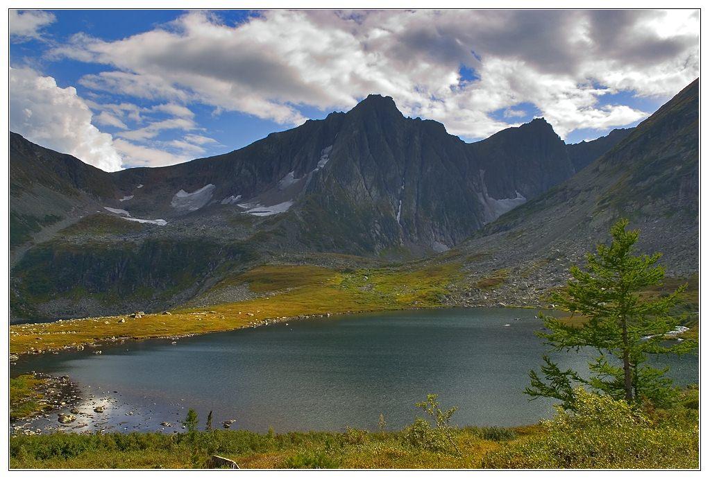 """фото """"НГПИ"""" метки: пейзаж, вода, горы"""