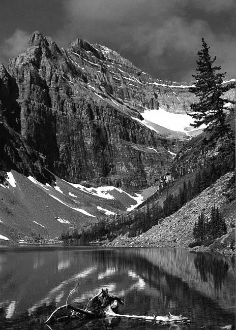 "фото ""Lake Agnes, Canada"" метки: пейзаж, путешествия, Северная Америка, горы"