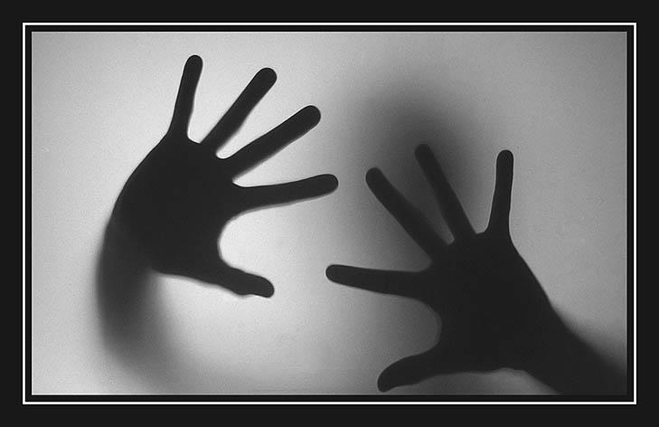 "фото ""Страх!"" метки: черно-белые, жанр,"