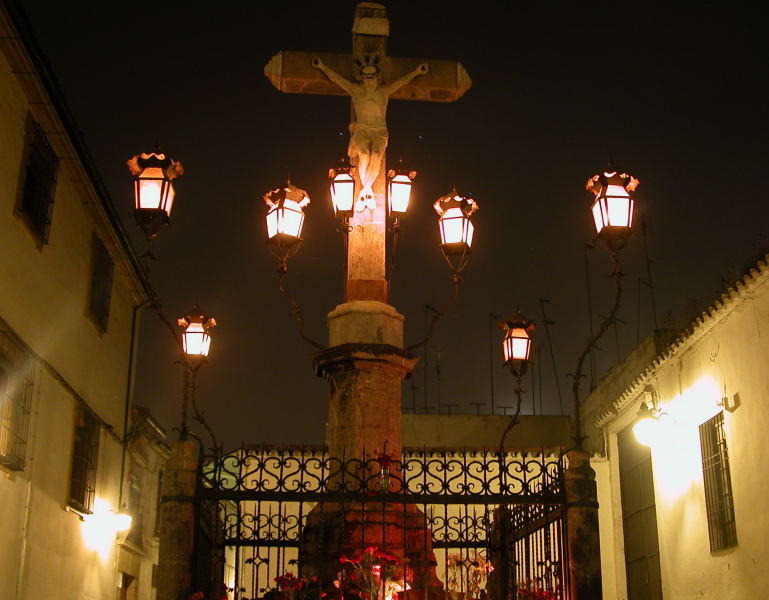 "фото ""Cristo de los Faroles - Cordoba"" метки: путешествия, Европа"