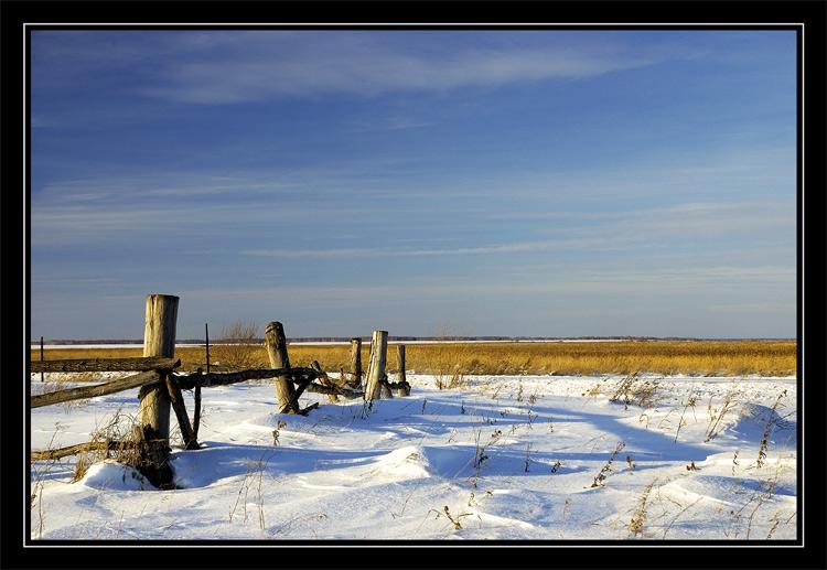 """фото """"Adieu, February"""" метки: разное, пейзаж, зима"""