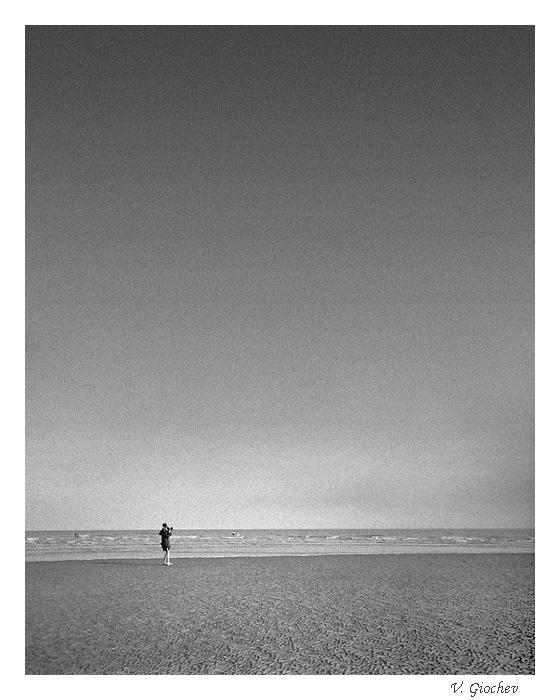 "фото ""Solitude"" метки: черно-белые,"