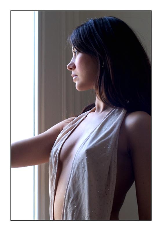 "фото ""Waiting"" метки: портрет, ню, женщина"