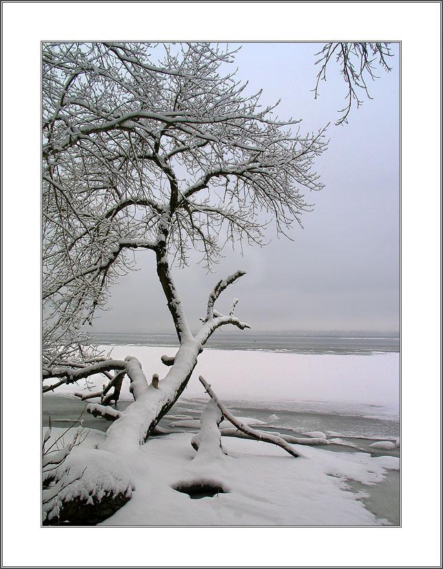 """фото """"фантазии снежного пейзажа"""" метки: пейзаж, природа, вода"""