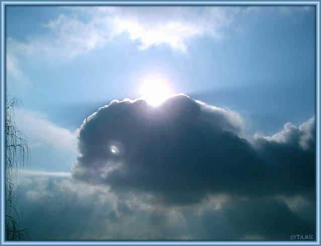 """фото """"На границе солнца и дождя..."""" метки: пейзаж, облака"""