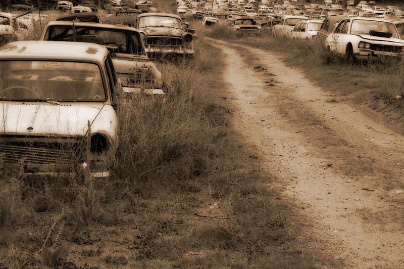 """фото """"Направо пойдёшь - машину потеряешь..."""" метки: жанр, черно-белые,"""