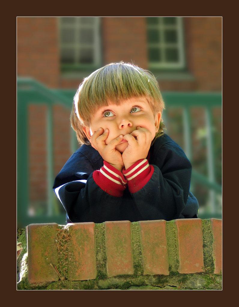 """фото """"Эх, стать бы щас большим!!!"""" метки: портрет, жанр, дети"""